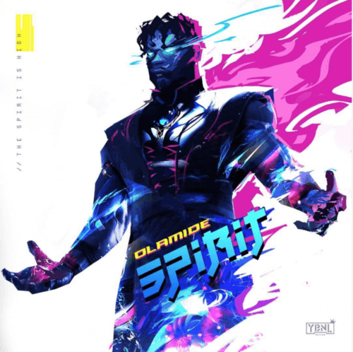 Music - Olamide - Spirit (lyrics & instrumental)